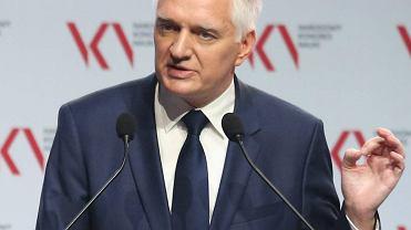 Narodowy Kongres Nauki w Krakowie. Min. Jarosław Gowin