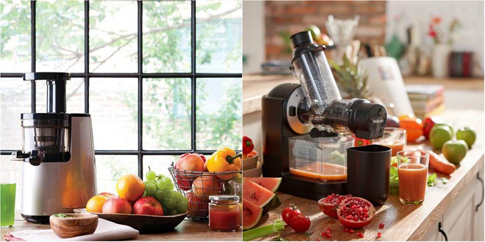 Wyciskarki do owoców i warzyw