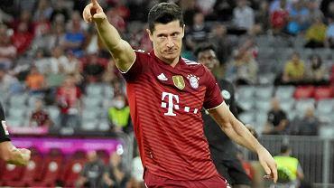Robert Lewandowski está desesperado.  Alemania responde.