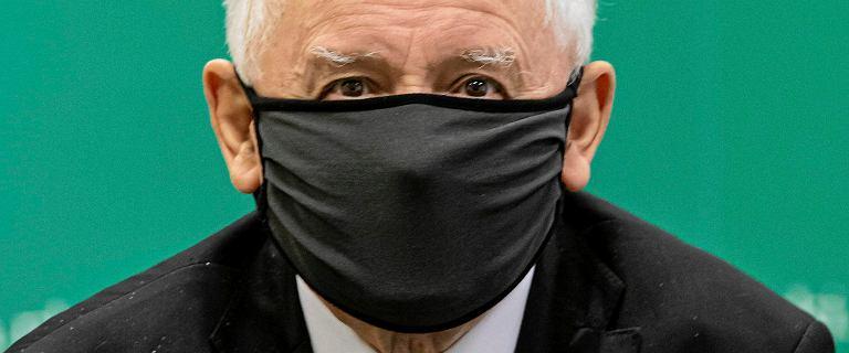 """Kaczyński ma przedstawić """"założenia nowej ustawy o obronie ojczyzny"""""""