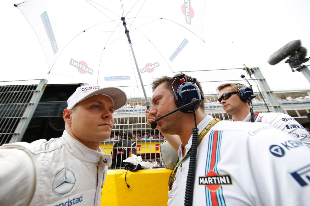 Martini Williams Racing - GP Hiszapnii