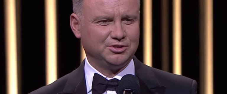 Konkurs Chopinowski. Andrzej Duda przemówił podczas gali i zirytował widzów