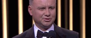 """Konkurs Chopinowski. Andrzej Duda przemówił podczas gali i zirytował widzów. """"Kto mu to pisze?"""""""