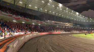 Gorzowski stadion w grze FIM Speedway Grand Prix 15