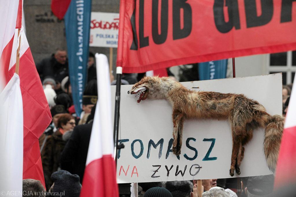 Marsz Wolności i Solidarności PiS