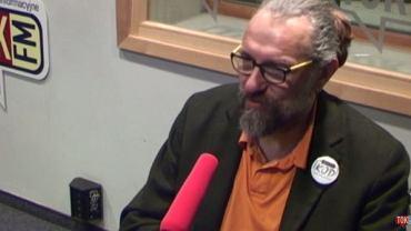 """Mateusz Kijowski w """"Poranku Radia TOK FM"""""""