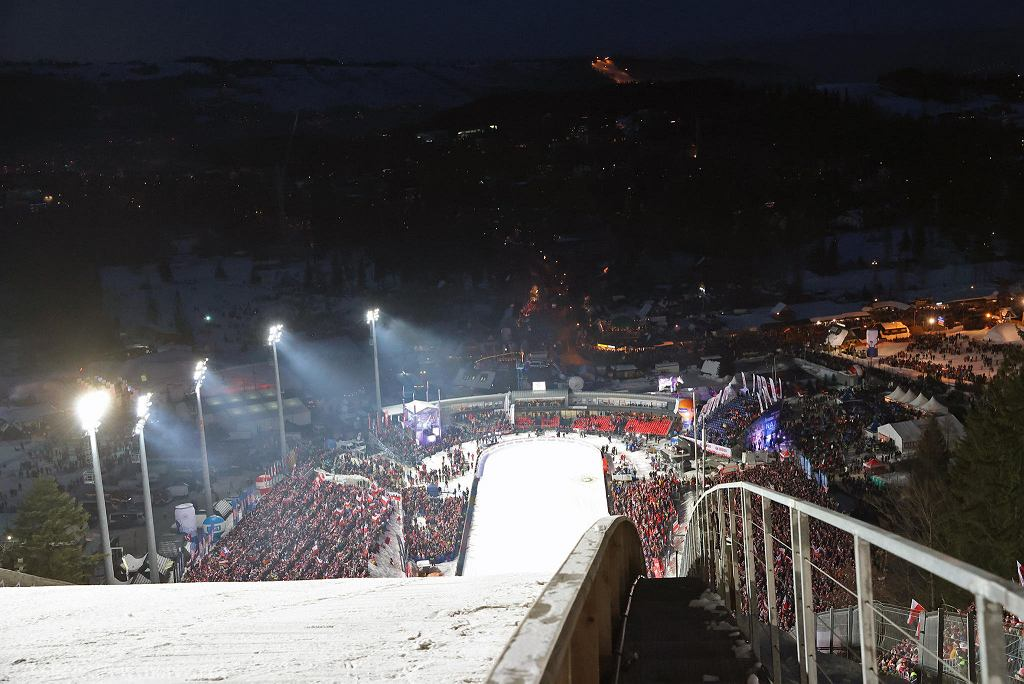 Zakopane: Puchar Świata w skokach narciarskich