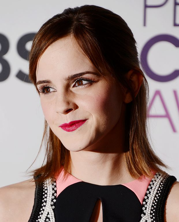 Pictured: Emma Watson<br> Mandatory Credit ?? Fernando Allende/Broadimage<br> 2013 Peoples Choice Awards - Press Room<br> <P> 1/9/13, Los Angeles, California, United States of America<br> <P> <B>Broadimage Newswire</B><br> Los Angeles 1+ (310) 301-1027<br> New York 1+ (646) 827-9134<br> sales@broadimage.com<br> http://www.broadimage.com<br>