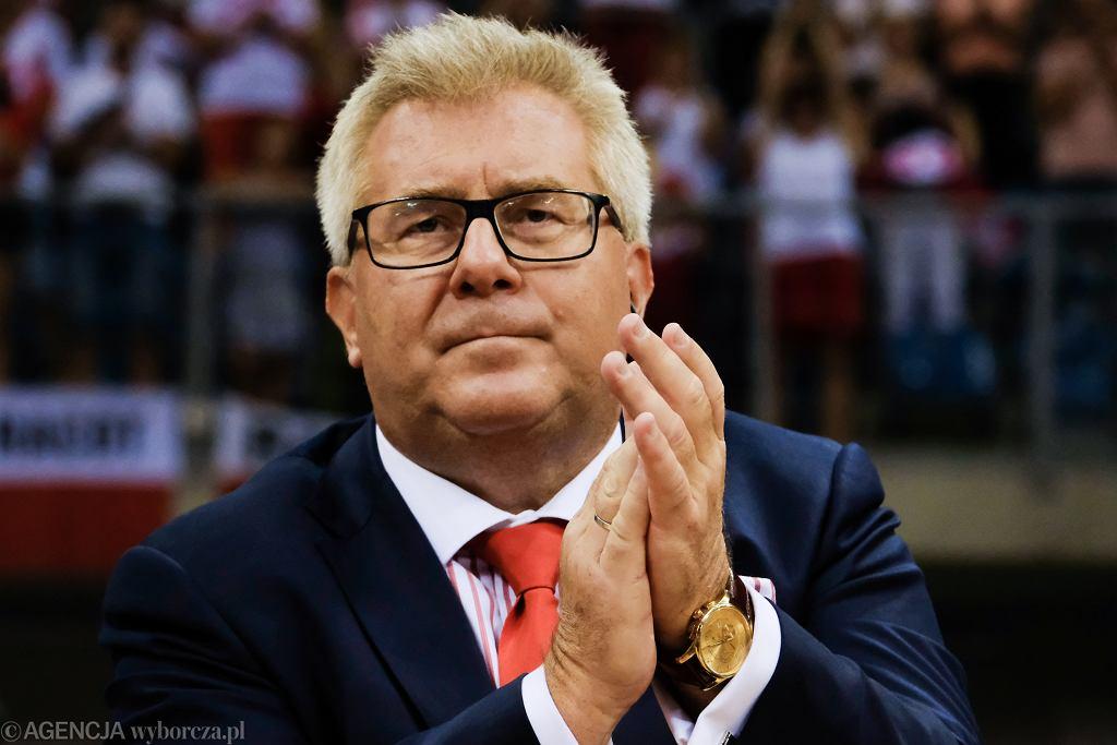 Ryszard Czarnecki: Kaczyński jest jak Piłsudski. Politycy komentują