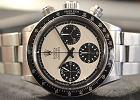 46 lat temu jego Rolex kosztował 345 dolarów. Obecna wartość zwaliła go z nóg