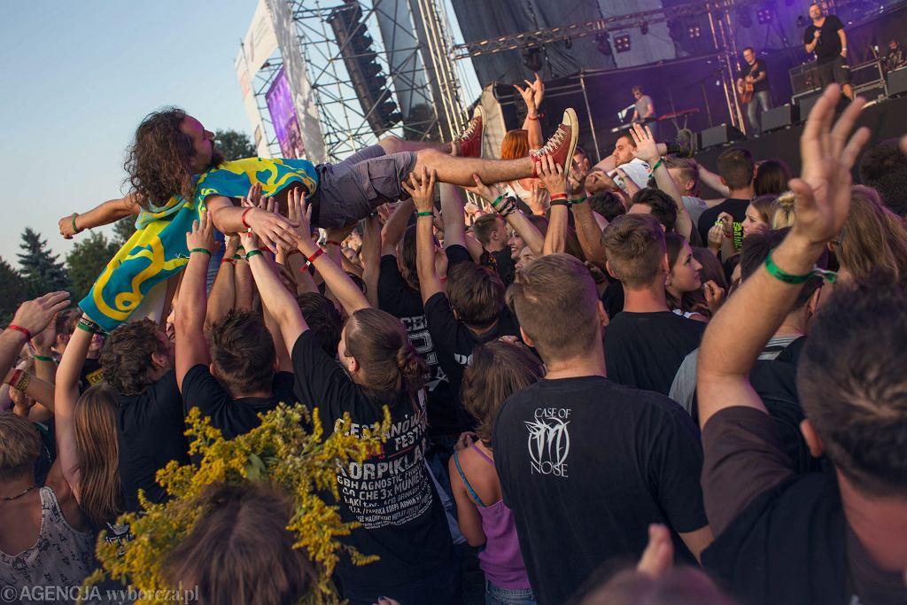 Cieszanów Rock Festiwal - zdjęcie z 2016 roku