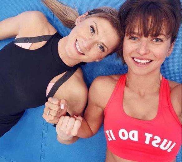 Anna Lewandowska zaskoczyła swoją przyjaciółkę Olę. 'Nie wierzę! Nie wierzę!'