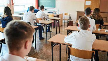 Egzamin gimnazjalny 2019. Jakie rzeczy można mieć na egzaminie?