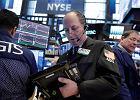 Kurs dolara najniższy od półtora miesiąca. Ceny akcji rosną
