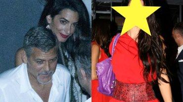 Amal i George Clooney, Tala Alamuddin