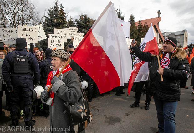 Hajnówka. Nacjonaliści znowu prowokują przez miasteczko przeszedł V Marsz Pamięci Żołnierzy Wyklętych