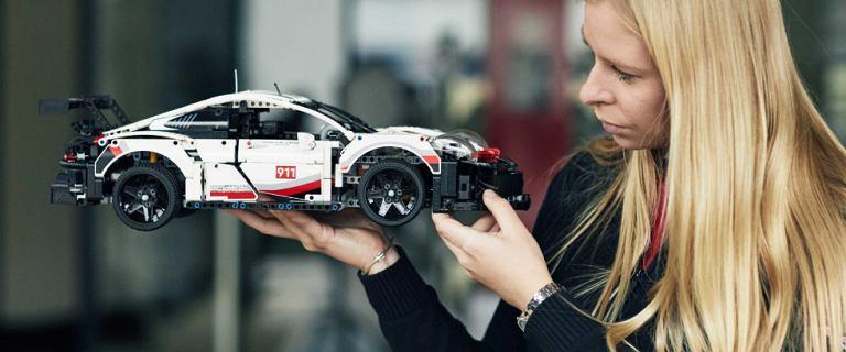 LEGO zaprezentuje nowe Lamborghini. Będzie to najbardziej skomplikowany model w historii