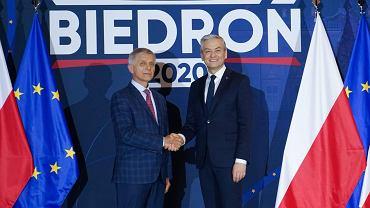 Marek Belka został doradcą Roberta Biedronia