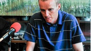 Trener Stali Stalowa Wola Paweł Wtorek
