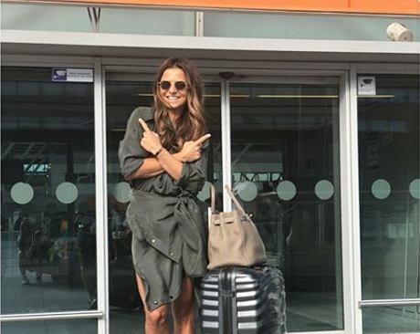 Anna Lewandowska tak relaksuje się na wakacjach po mundialu