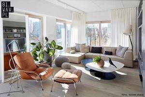 Mieszkanie pełne ciekawych rozwiązań