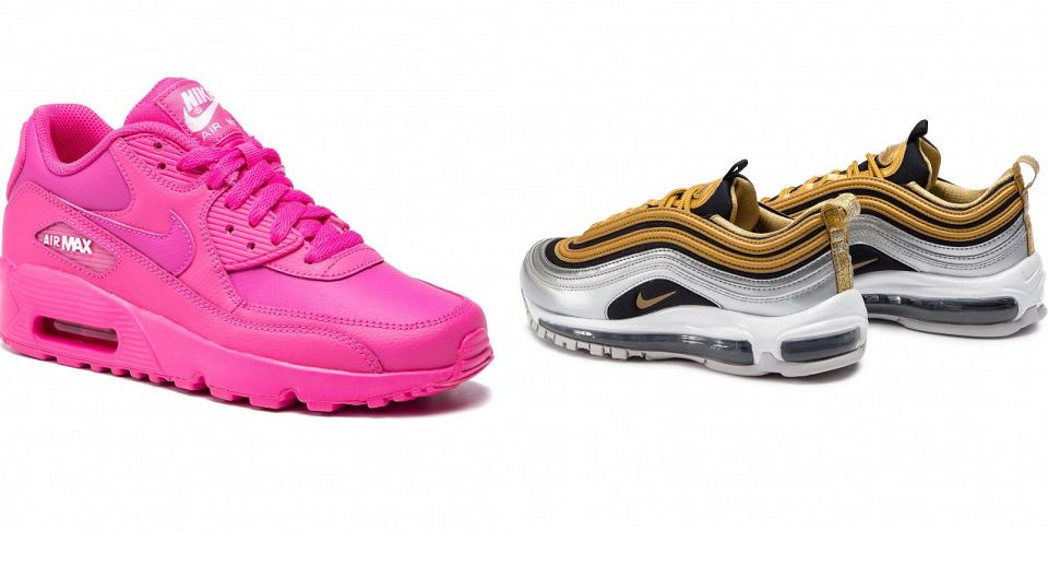 Nike Air Max kolor