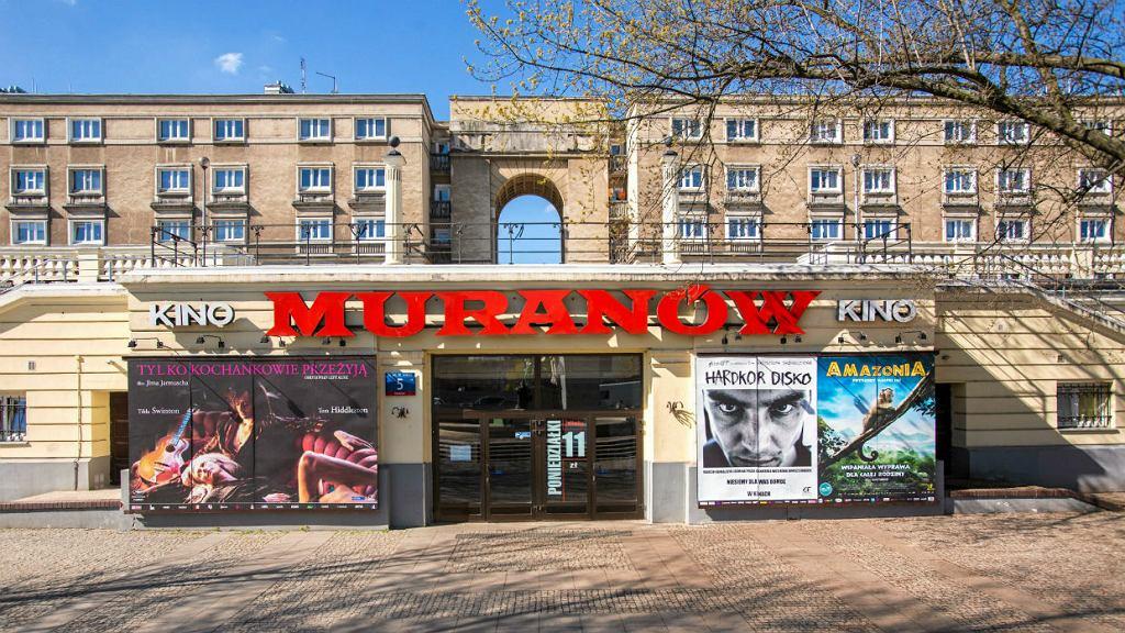 Kino Muranów na osiedlu Muranów