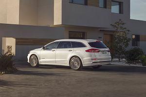Opinie Moto.pl: Ford Mondeo Hybrid - z ekologią za pan brat