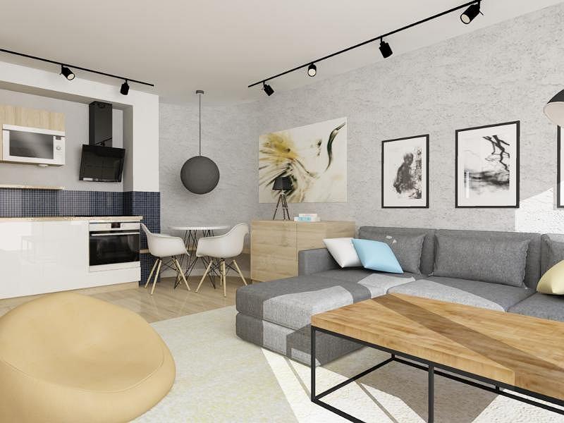 Urzadzamy Mieszkanie Styl Skandynawski Glamour A Moze Nowoczesny