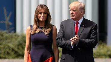 USA. Trumpowie po cichu zaszczepili się już w styczniu