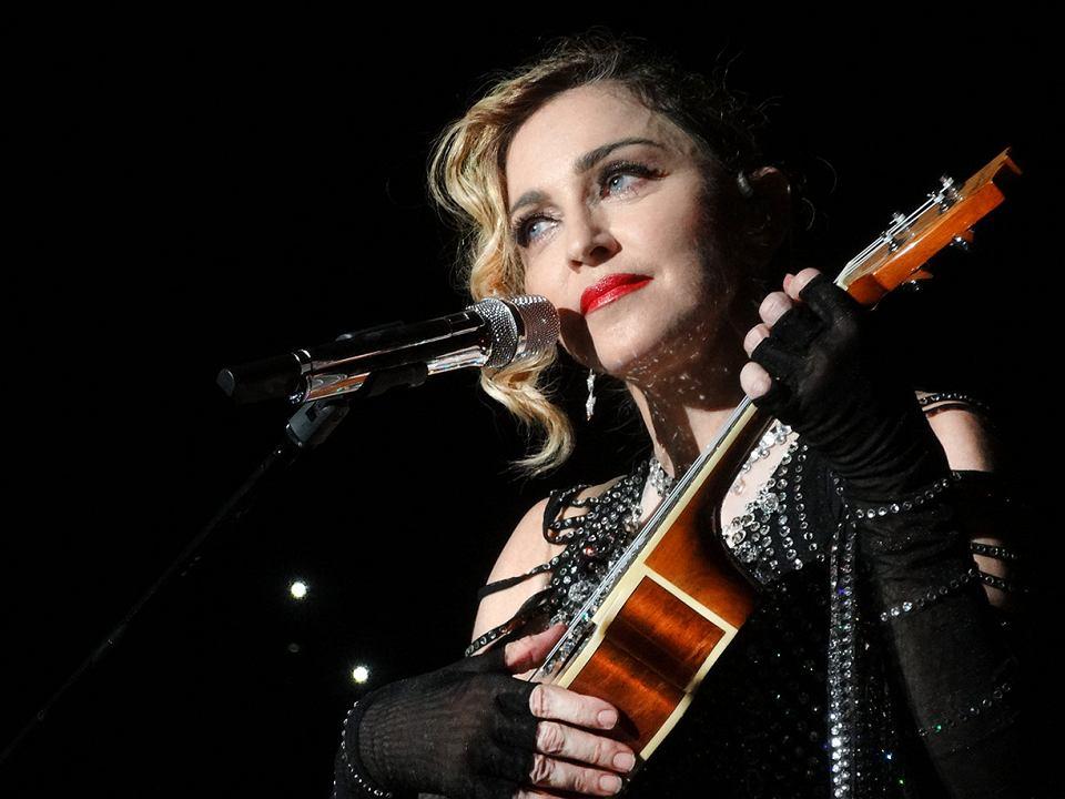 Madonna - Trasa Rebel Heart