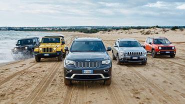 Samochody Jeepa