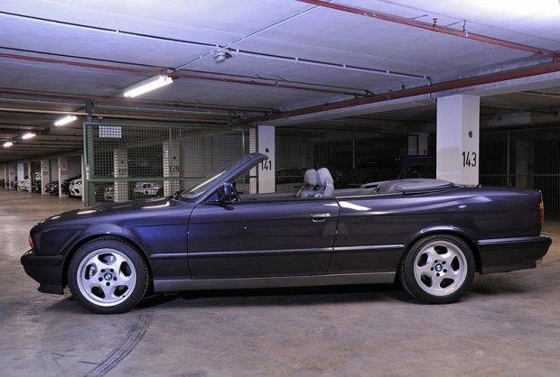 BMW E34 M5 Cabrio