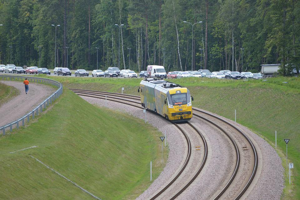 Dzięki uruchomionej w 2015 r. przez Samorząd Województwa Pomorskiego linii PKM, mieszkańcy zyskali możliwość wygodnej i szybkiej podróży koleją - najlepszą alternatywą dla wszechobecnych korków.