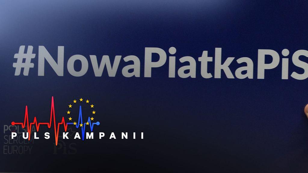Konwencja wyborcza PiS w Szczecinie.