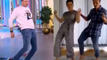 Filip Chajzer, Kasia Cichopek i Marcin Hakiel