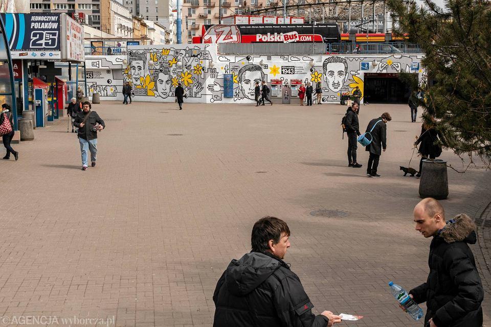 Zdjęcie numer 23 w galerii - Rocznica powstania w getcie warszawskim. Żonkil oznacza pamięć