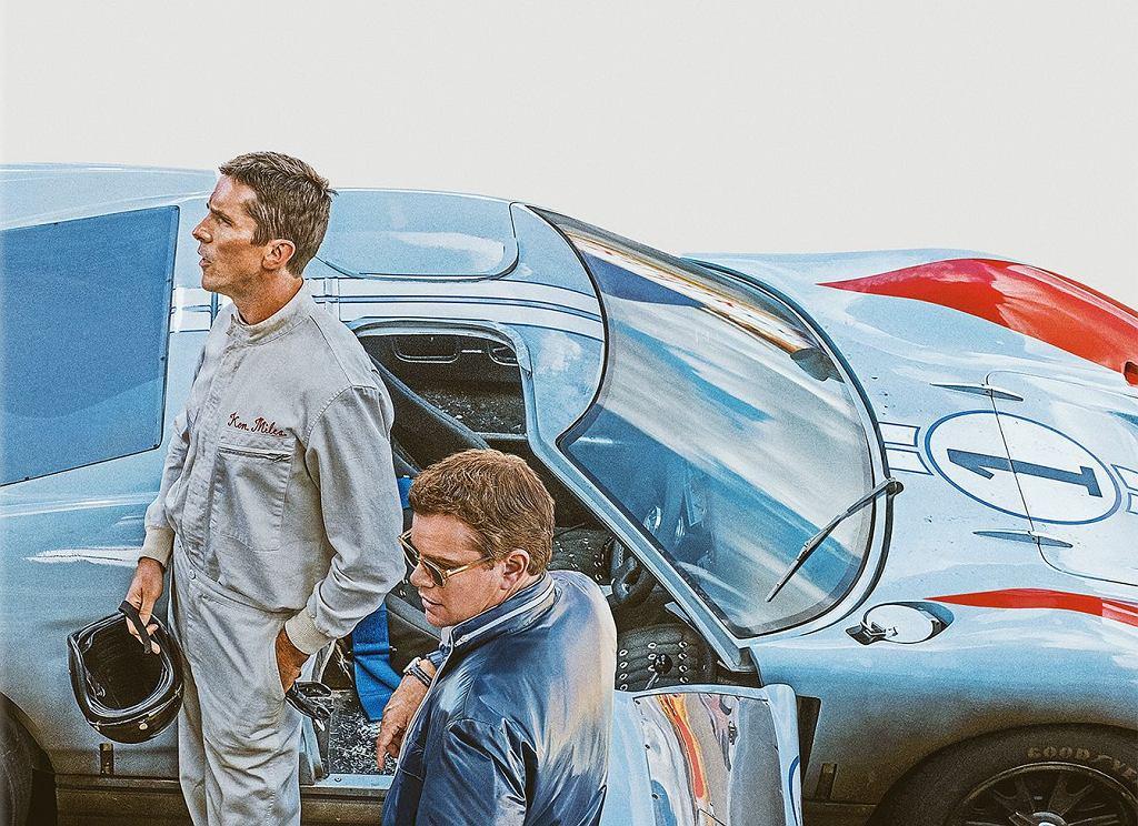 Le Mans '66 - Ford vs Ferrari