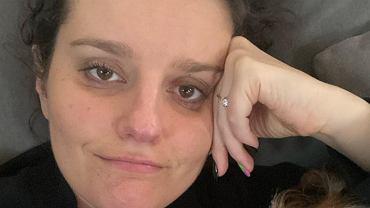 Zofia Zborowska jest w ciąży. Radosną nowinę przekazali w zabawny sposób. 'Ostatnio podejrzanie rozpromieniałaś'