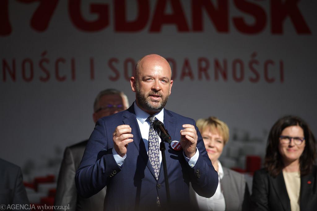 Prezydent Jacek Jaśkowiak