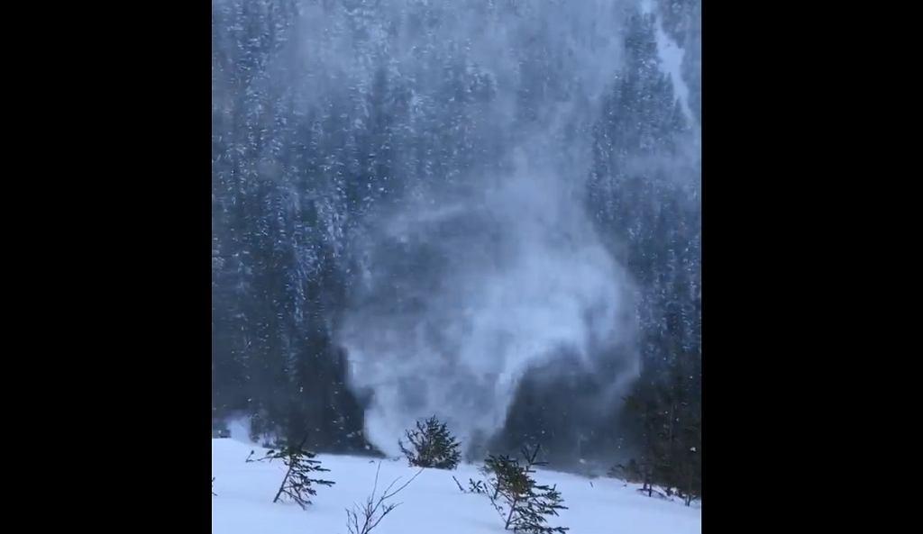 Tornado w Tatrach |