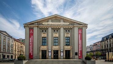 Teatr Śląski w czasie pandemii koronawirusa