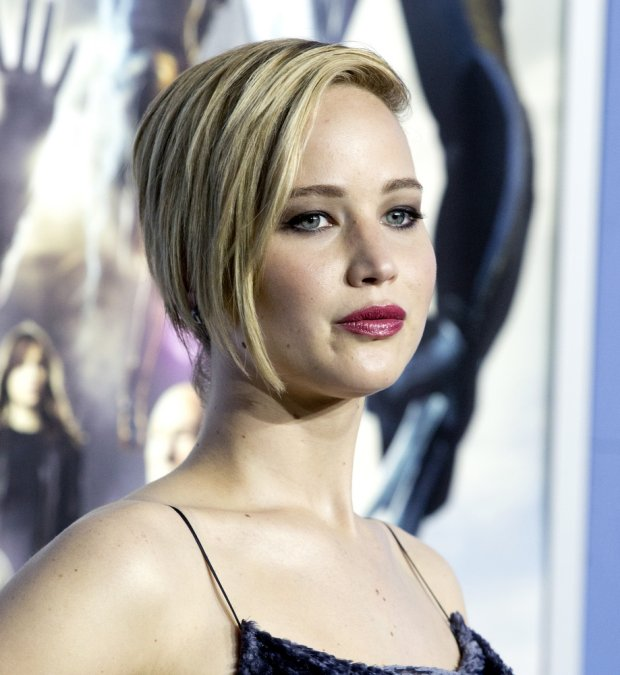 05/10/2014 - Jennifer Lawrence - X-Men: Days of Future Past