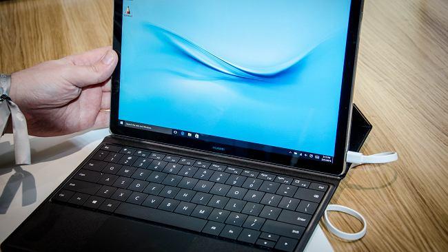 MWC 2016: Huawei pokazuje... swojego pierwszego laptopa