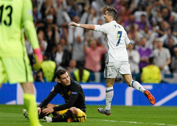 Liga Mistrzów. Real - Atletico 3:0. Hiszpańska prasa: Siedzący byk, czyli Cristiano Ronaldo