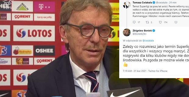 Zbigniew Boniek podsumował upadek Superligi. Wystarczyło jedno zdanie