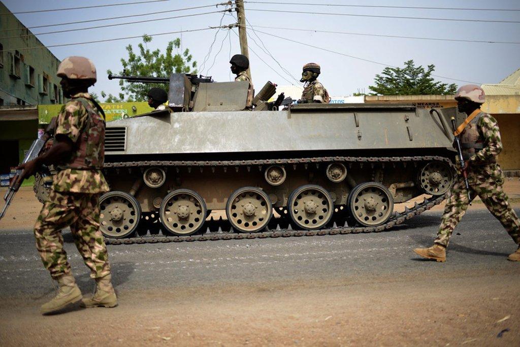 Okazuje się, że w Nigerii większość oddziałów walczących z Boko Haram to najemnicy