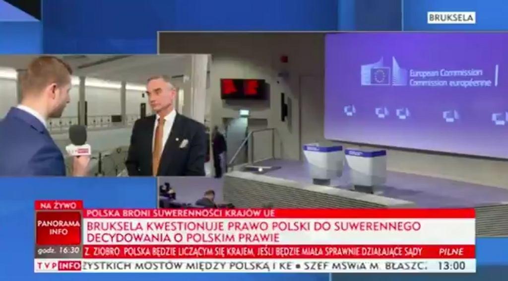Jan Maria Jackowski, Miłosz Kłeczek