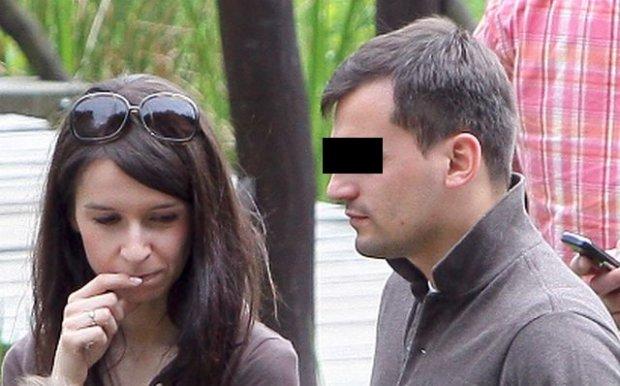 Marta Kaczyńska i Marcin D.