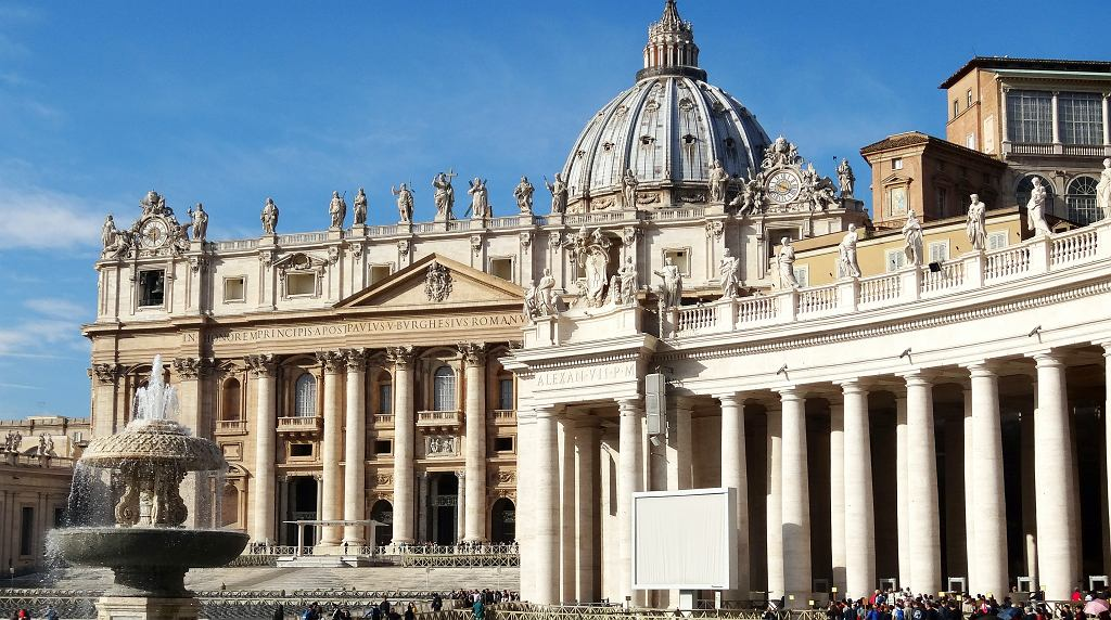 Watykan (obraz ilustracyjny)